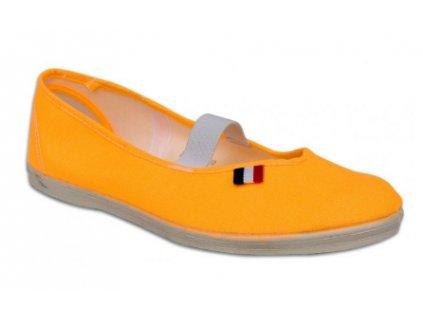 jarmilky neon oranžová