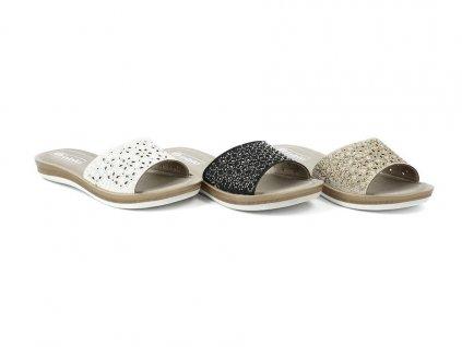 29295 1 inblu gafa damske pantofle platinove 35