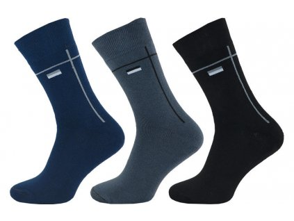 Froté ponožky 1233