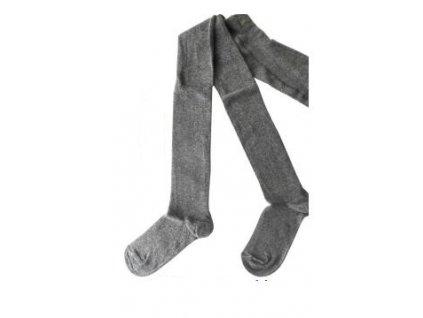 Dětské punčocháče šedé