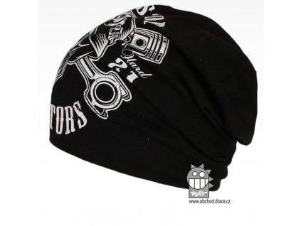 Bavlněná čepice Polo 16