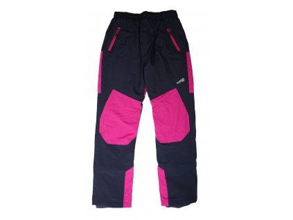 B2173 Wolf šusťákové zateplené kalhoty
