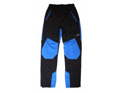 B2173 chlapecké zateplené šusťákové kalhoty Wolf