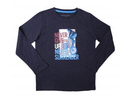 S2133B chlapecké bavlněné tričko Wolf