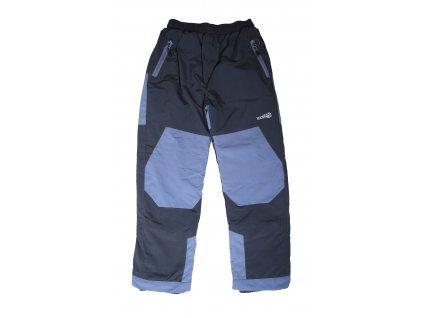 B2172 šusťákové zateplené kalhoty Wolf