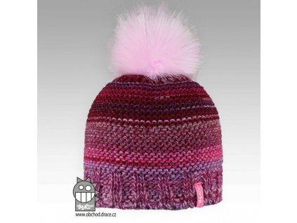 Čepice pletená Olivia 05