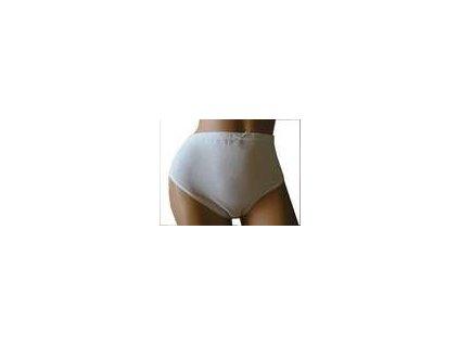 Dámské kalhotky K711 vel. XL bílé