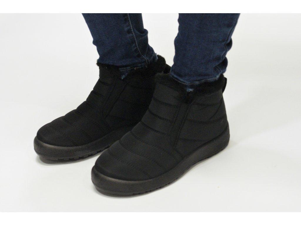 VÝPRODEJ dámské zimní boty- sněhule