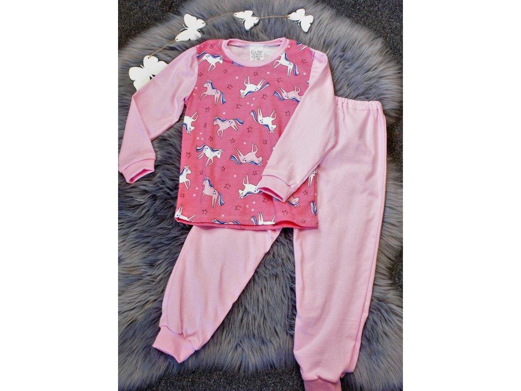 dětské pyžamo vel. 104-152 - ČESKÝ VÝROBEK