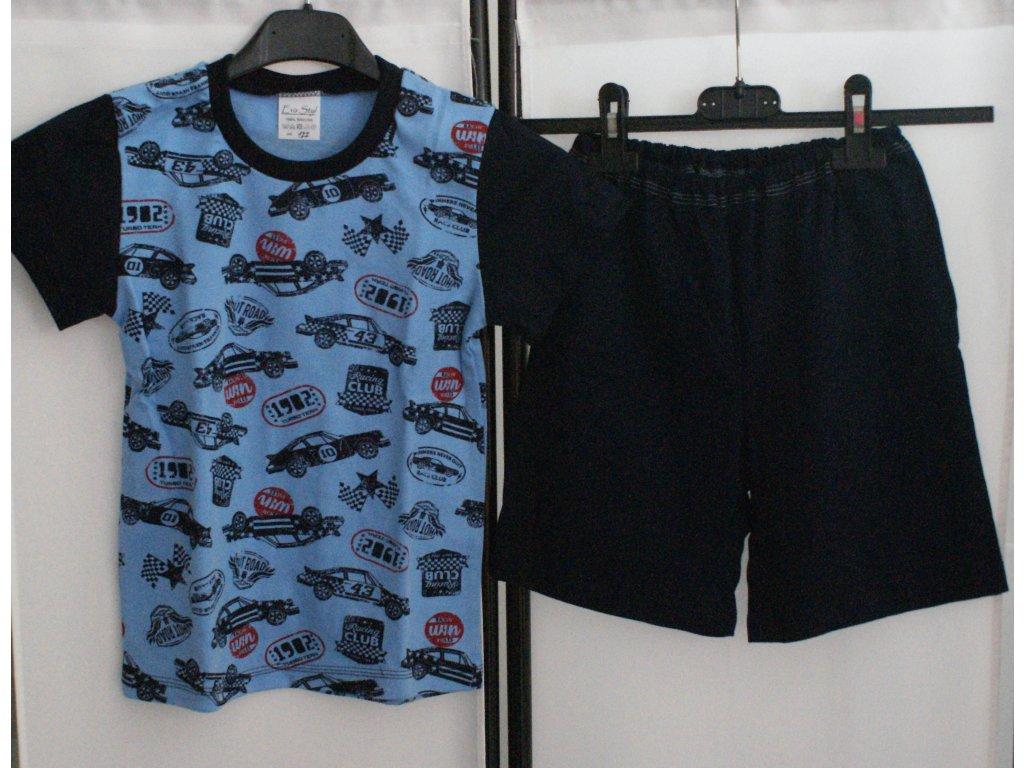 dětské pyžamo vel. 104-146 - ČESKÝ VÝROBEK