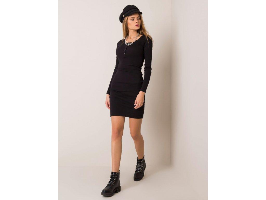 pol pl Czarna sukienka Mercy RUE PARIS 354804 2