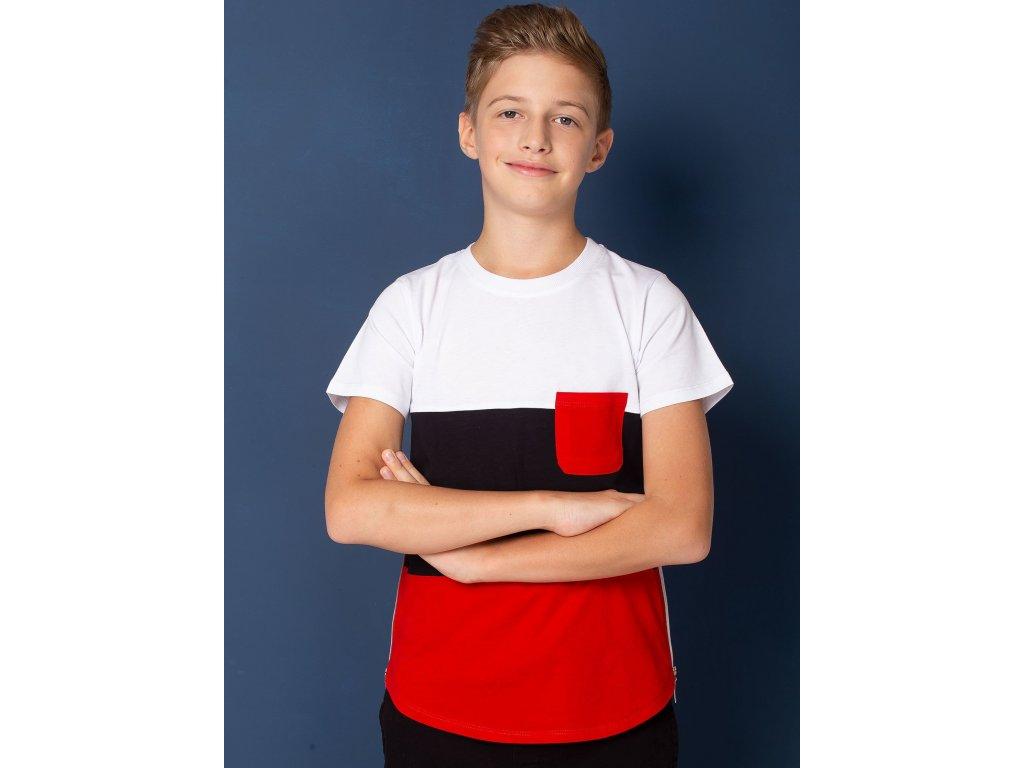 pol pl Modulowy t shirt dzieciecy z suwakami 276900 5