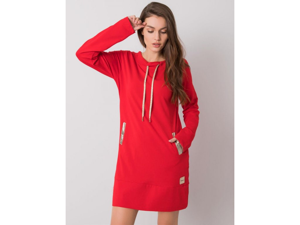 pol pl Czerwona sukienka Holly 358943 2
