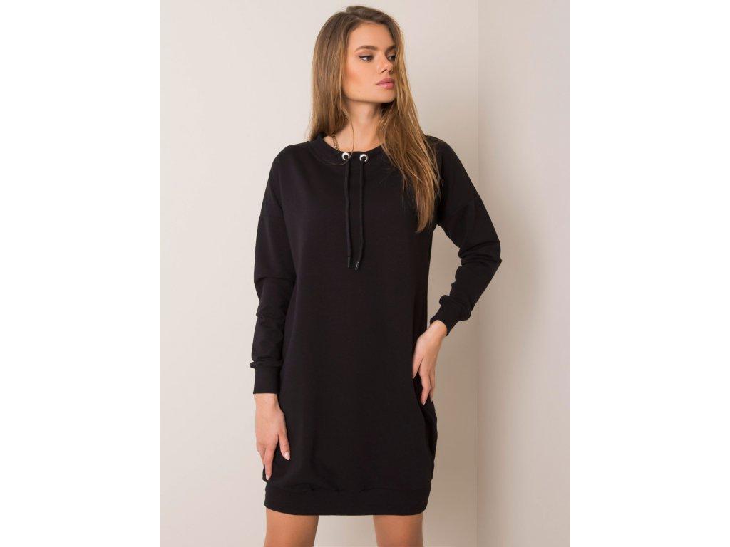 pol pl Czarna sukienka Nessa RUE PARIS 354814 1