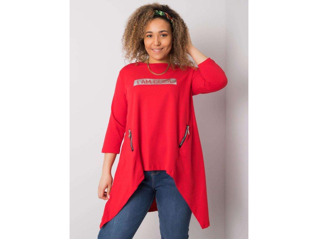 pol pl Czerwona bluzka Connie 362310 1