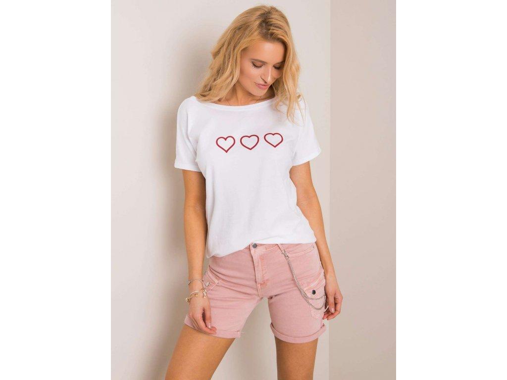pol pl Bialy t shirt Amor RUE PARIS 351316 1