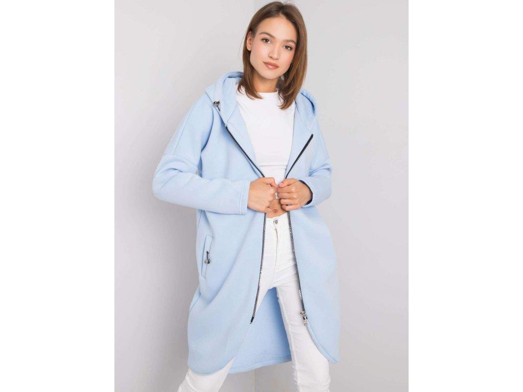 pol pl Jasnoniebieska bluza Tina RUE PARIS 366436 1