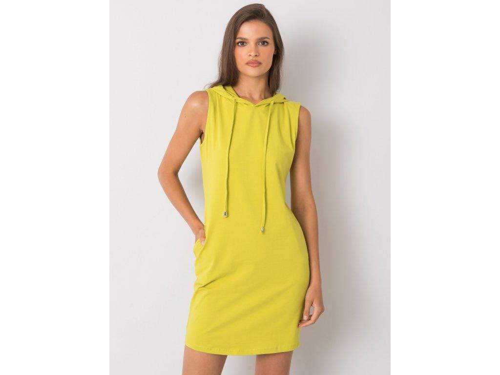 pol pl Jasnozielona sukienka Molly RUE PARIS 367361 5