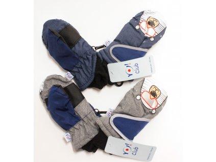 dětské nepromokavé rukavice- palčáky