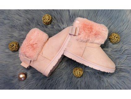 dámské zimní boty- válenky