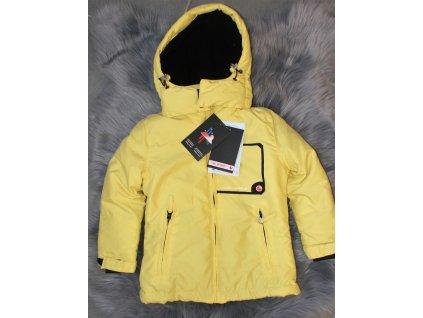 dětská funkční zimní bunda vel. 98-158- VÝPRODEJ