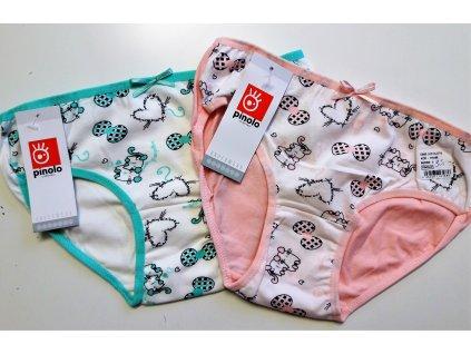 dívčí spodní kalhotky
