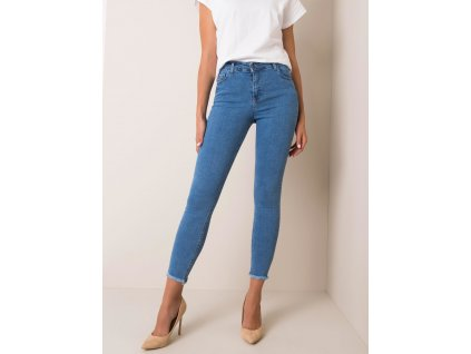 pol pl Niebieskie jeansy Nina RUE PARIS 352630 2