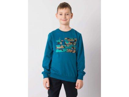 pol pl Morska bluza dla chlopca bez kaptura 359126 1