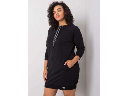pol pl Czarna sukienka bawelniana Harriet 360765 1