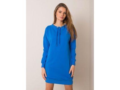 pol pl Niebieska sukienka Nessa RUE PARIS 354815 2