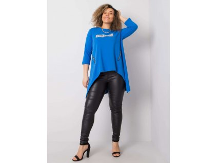 pol pl Ciemnoniebieska bluzka Connie 362305 1