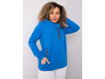 pol pl Niebieska bluza Hibby 362077 1