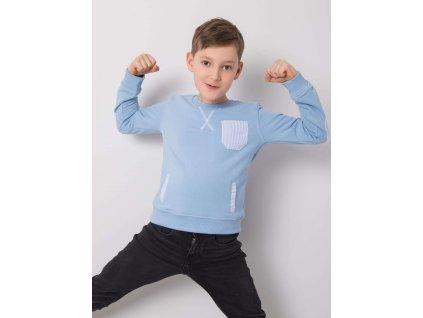 pol pl Niebieska bluza dla chlopca DODO KIDS 361440 1