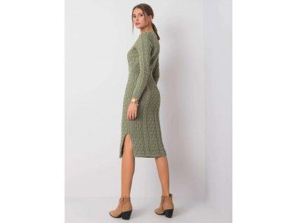pol pl Zielona sukienka Sobelle RUE PARIS 356486 4