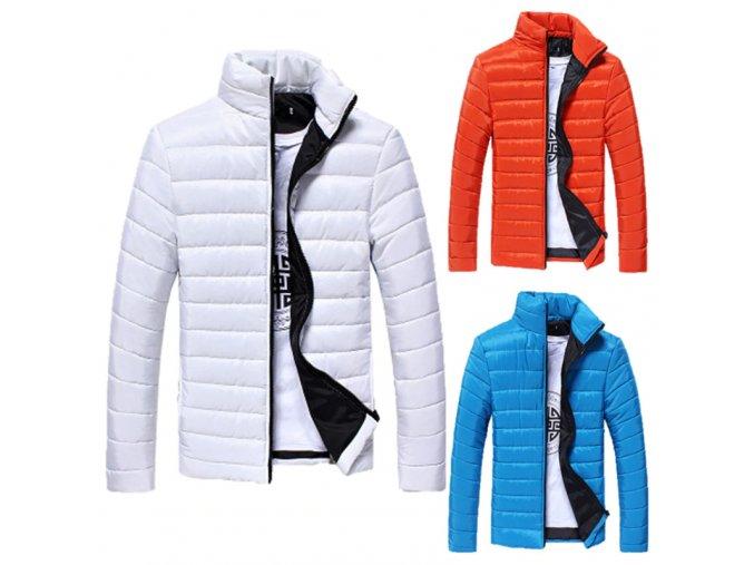 Pánská zimní bunda - 3 barvy