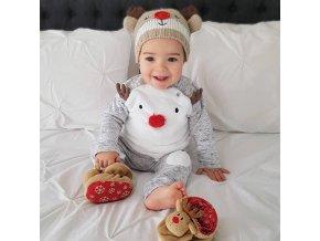 Roztomilá vánoční souprava pro děti