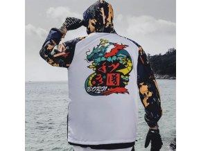 Pánská stylová bunda DRAGON