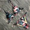 Dámské barevné plavky