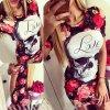 šaty love