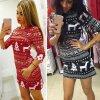 Vánoční dámské šaty