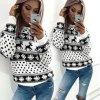Krásný vánoční svetr