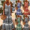 Letní BOHO maxišaty - 4 barvy