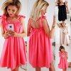 Lehké BOHO letní šaty