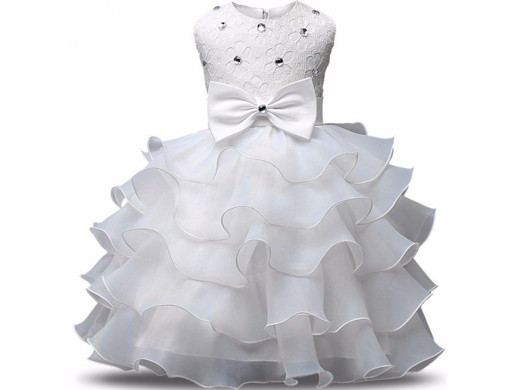 840e6d5e2262 Prepychové dievčenské slávnostné šaty - rôzne farby - OBLECSITO.SK