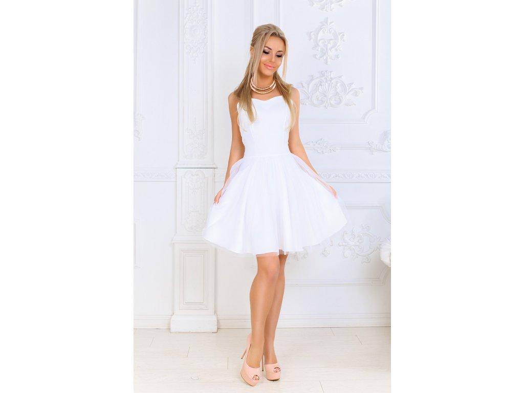 8099cf657b14 Elegantné letné šaty - viac farieb - OBLECSITO.SK