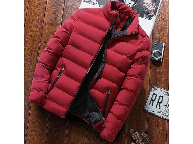 Pánska jesenná teplá bunda - 4 farby