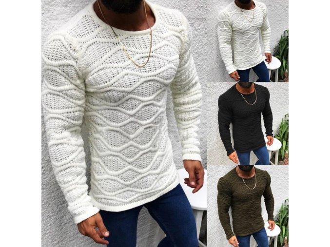 Pánsky jesenný sveter