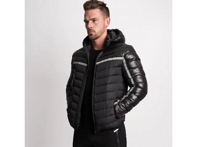 Pánska nepremokavá ľahká zimná bunda
