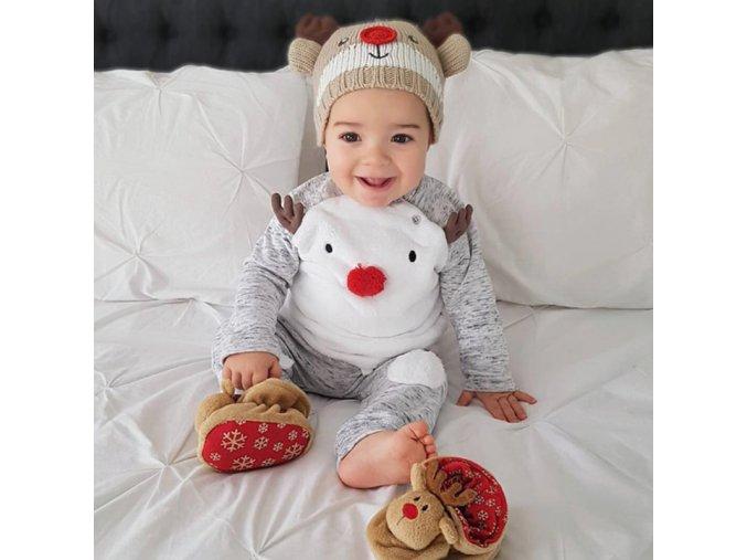 Roztomilá vianočná súprava pre deti