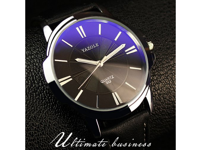 2017 Fashion YAZOLE Quartz Watch Men Watches Top Brand Luxury Male Clock Business Mens Wrist Watch